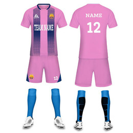 Discount design soccer jerseys - quick dry competitive price high quality printing customized design sublimation soccer jersey football jersey comfortabl