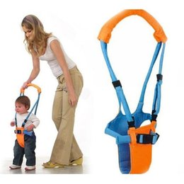 Wholesale Toddler Baby Safety Learning Walking Belt Strap Comfortable Harness Assistant Walker Keeper Infant Learning Walker Wings 30pcs