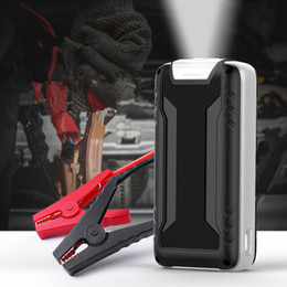 12v portable car battery NZ - Portable 12V Car Jump Starter Battery Power Bank Emergency Battery For Petrol & Diesel Vehicles Electronic Accessories