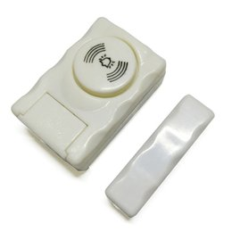 Door entry sensors online shopping - Wireless Door Window Magnetic Alarm Sensor DB For Home Security Entry Alarm Warning Device