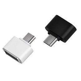 cell phone drop shipping UK - Micro USB To USB OTG Mini Adapter 2.0 Converter for Cell phones accessories Android Drop shipping