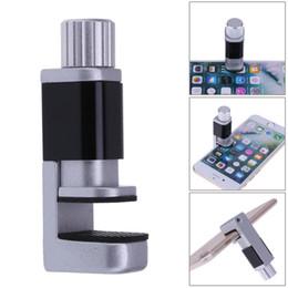 $enCountryForm.capitalKeyWord Canada - plastic Adjustable Clip Fixture clamp for Smart Phone Tablet LCD Digitizer Display Screen Fastening Clamp Repair Tool