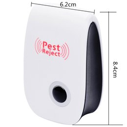 electronic mouse killer Canada - 2019 New Electronic Ultrasonic Mouse Rat Pest Killer Mouse Trap Mosquito Repeller Insect Rats Spiders Control Tools EU UK US AU