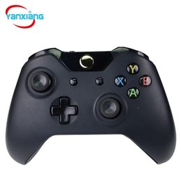$enCountryForm.capitalKeyWord UK - Cross-border Exclusive Wireless Gamepad Neutral Naked Wireless Game Controller Joystick Gamepad for Xbox One YX-one-01 Free Shipping