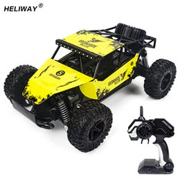 remote control racing cars for kids 2019 - Wltoys Rc Car 1 :16 High Speed Rock Rover Toy Remote Control Radio Controlled Machine Off -Road Vehicle Toy Rc Racing Ca