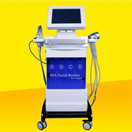 $enCountryForm.capitalKeyWord Australia - Hot sale salon microdermabrasion machines wrinkles removal skin tightening Acne treatment microcurrent machine photon Diamond Dermabrasion