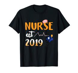 Nurses t shirts online shopping - Nurse Est T Shirt Nursing School Graduation Gifts