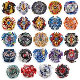 BeyBlade wholesale online shopping - Hot Style D Beyblade Burst Toys Arena Without Launcher and Box Beyblades Metal Fighting Gyro Fusion God Spinning Top Bey Blade Blades Toy