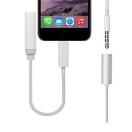 $enCountryForm.capitalKeyWord UK - New Earphone Headphone Jack Adapter 10.2 Converter Cable to 3.5mm Audio Aux Connector Adapter Cord for 7 Plus Converter Adapter
