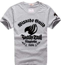 White Tail Cosplay Australia - Fairy Tail Wizards Guild Cosplay T-Shirt