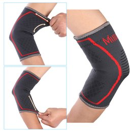 $enCountryForm.capitalKeyWord Australia - Compression Sports Sleeve Elbow Support Sleeve Volleyball Elbow Protector Brace Men Women Arm Splint Supports for Tennis Fitness