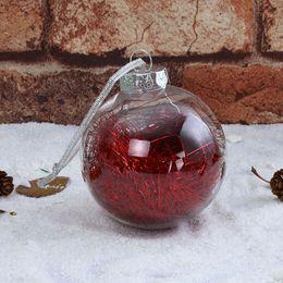 $enCountryForm.capitalKeyWord Australia - Christmas Xmas Tree Ball Bauble Hanging Ball Wedding Home Decorations Home Party Ornament Decor Christmas decoration Gift