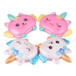 Gags & Practical Jokes Spirited New Kawaii Cute Soft Charms Squishy Tiger Toy Slow Rising Toy For Children Adults Anti Stress Anxiety Cabinet Decor Novelty & Gag Toys