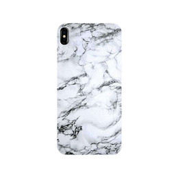 $enCountryForm.capitalKeyWord Australia - Good Glossy Marble Case For iPhone X Stone Image Pattern Cases Soft tpu Silicon Back Cover For iPhoneX 8 7 6 6S Plus
