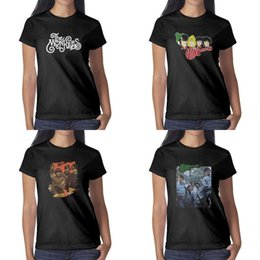 $enCountryForm.capitalKeyWord Australia - The Monkees More of the black womens t shirts printing funny make a champion athletic shirt guitar rock LOGO WHITE mike davy micky peter