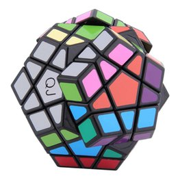 12 cubes NZ - OCDAY Stress Cube Stickerless Toys 12-side Megaminx Magic Cube Puzzle Speed Cubes Office Educational Toys For Anti-stress cubo