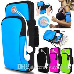 $enCountryForm.capitalKeyWord Australia - HOT hot Gym Running Jogging Sports Wallet Pouch Waterproof Armband Case For Cell Phone Outdoor Arm Bag