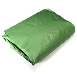 Extra Grande Heavy Duty CHURRASCO RAIN Snow Cover Barbeque Grill Protector Verde on Sale