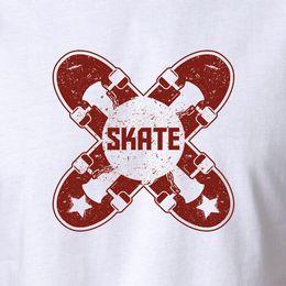 $enCountryForm.capitalKeyWord Australia - New Skateboarding Top T-shirt Ramp Halfpipe Skate Board Clothing Gear All Sizes
