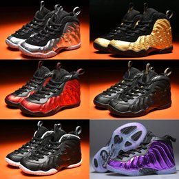$enCountryForm.capitalKeyWord NZ - New Kids Penny Hardaway Fruity Pebbles Basketball Shoes Youth Sports Trainers Shoes Cheap Boys Girls Foam One Sneakers For Sale 28-35