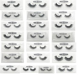$enCountryForm.capitalKeyWord NZ - 3D False Eyelashes 22 Styles Handmade Beauty Thick Long Soft Lashes Fake Eye Lashes Eyelash Gift Box Package 3001217