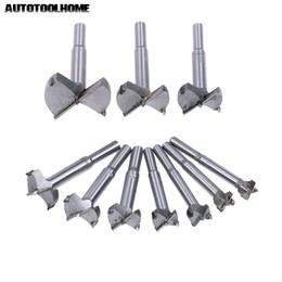 $enCountryForm.capitalKeyWord UK - tool n AUTOTOOLHOME 10PC 14-50mm Forstner Auger Drill Bit Set Wood Drilling Woodworking Hinge Hole Saw Window Wooden Cutting Tool