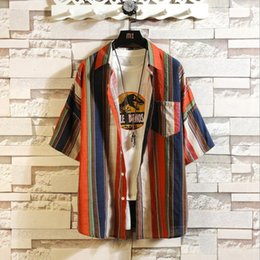 $enCountryForm.capitalKeyWord NZ - Mens Summer Designer T Shirts Vintage Short Sleeve Shirt White Black Color Tshirt M-3XL 2019 Tops Casual Sportwear Tees 2019