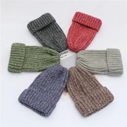 cashmere beanies for women Australia - 2018winter cashmere hat for women beanie hip hop cute cashmere wool cotton hats winter caps female beanies bonnet gorro feminino