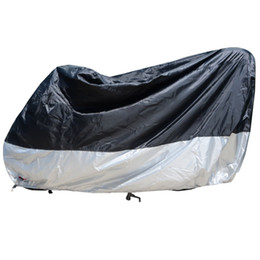 $enCountryForm.capitalKeyWord NZ - Hot Waterproof outdoor motorcycle UV protection rain dustproof bicycle motorcycle cover rainproof dust cover car modification
