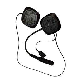 Helmets speakers online shopping - Motorbike Helmet Bluetooth MH03 Headsets Wireless Headphones Stereo Speaker