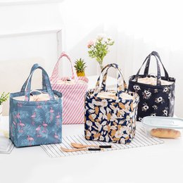 485bc36768fb Wholesale ladies lunch bags online shopping - 2019 Brand New Women Ladies  Girls Kids Portable Insulated