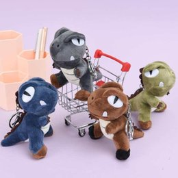 2c51cea4735 Small Soft toyS online shopping - Small Dinosaur Plush Toy cm cm Key Buckle  Lovely Soft