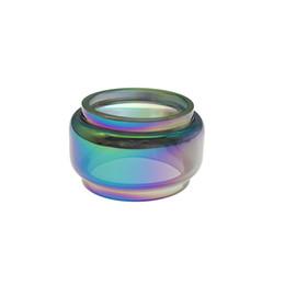 $enCountryForm.capitalKeyWord UK - Replacement Pyrex Glass Tube Rainbow Bubble Glass Tube For Stick V9 max 8.5ml Capacity Electronic cigarette glass tube