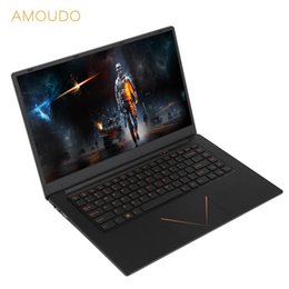Quad Core Laptop Cpu Australia - 15.6inch Gaming Laptop Nvidia 920M 6GB RAM 128GB 256GB 512GB SSD Quad Core CPU 1920*1080P FHD IPS Screen Computer Notebook