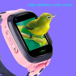 Discount phone standby time - Children's Smart Phone Watch 4G Network Card Extra Long Standby Time Waterproof Watch