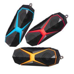 Ipx7 Speakers Australia - Riding S620 Bluetooth bike Speaker IPX7 Waterproof 3D Stereo Handsfree Mic Wireless Speakers Portable Outdoor Ultra Mosquito Repellent S-620