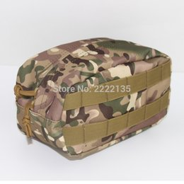 $enCountryForm.capitalKeyWord UK - Nylon Tactical Molle Pouch Outdoor Sport Square Pocket Military Waist Pack Emergency Survival Medic Pouch Hunting Uility Tool #664532