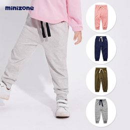 $enCountryForm.capitalKeyWord Australia - Children clothing boys and girls pants spring and autumn casual pants trousers tide elastic breathable leggings