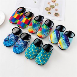 $enCountryForm.capitalKeyWord NZ - Water Sports Diving Socks Kids Adults Anti Skid Beach Socks Breathable Fabric Quick Drying Swimming Surfing Wet Suit Shoes DHL FJ474