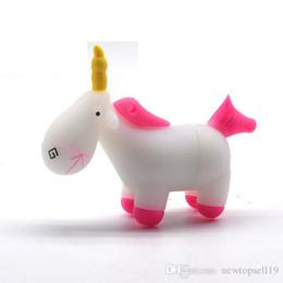 $enCountryForm.capitalKeyWord Australia - Top sell Unicorn pendrive cartoon usb flash drive minion pen drive 4gb 8gb 16gb 32gb 64GB usb stick flash disk card cute lovely gift hot