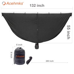 $enCountryForm.capitalKeyWord Australia - Acehmks Swing For Adults Tortable Hammock Hammock Ultra Light Swing Bed Hammocks With Mosquito Net Travel Outdoor Furniture