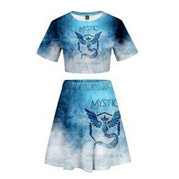 a4eae75c The latest release Big detective Pikachu 3D digital printing Pokemons  Ladies' short T-shirt shorts suit 2019032621