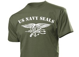 $enCountryForm.capitalKeyWord Australia - 2019 Summer Hot Sale Cotton Printed Tee Shirt Men T-Shirt Us Army Navy Seals With Anchor & Eagle Usmc Marines WWII shirt Design