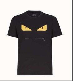 Venta al por mayor de 2019 marca FENDI Spring Fashion letter brand brand shirt Hombres Mujeres Tee Hip Hop Camiseta Casual manga larga Sudadera sudadera con capucha # 212