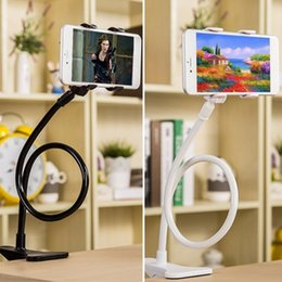 hot beds Australia - Hot Universal Lazy Bed Desktop Car Stand Mount Holder Cell Phone Long Arm New Xiaomi Iphone For Samsung Etc. Mobile