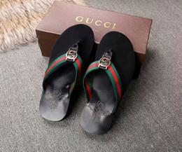 $enCountryForm.capitalKeyWord Australia - Women Men Letter Sandal Summer Unisex Slippers Flip Flops Slip on fashion Sandals Beach Water Rain Mules Shoes