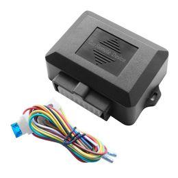 Discount ups module - VODOOL New Power Window Roll Up Closer Module Alarm System for 4 Door 12V Car Vehicle Car Alarm Systems Auto Burglar