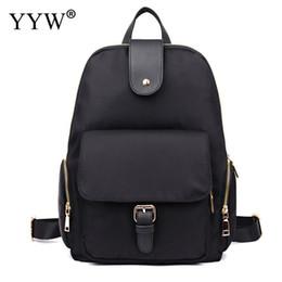 Teenager Backpacks Australia - Female back to school backpacks Oxford school  bag for teenager laptop backbag 3ebe041ef5088