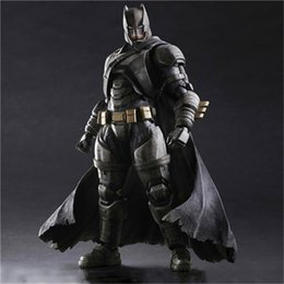 Superman toyS free online shopping - Play Arts Batman v Superman Anime Figure Action Figures Christmas Gifts Toys Birthdays Gifts Doll Hot Sale