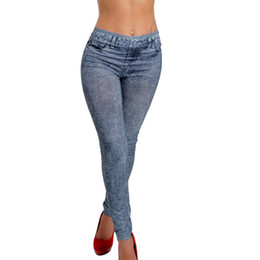 $enCountryForm.capitalKeyWord Australia - jeans femme Womens Denim Snowflake Skinny Stretch Sexy Pants Soft Tights Leggings vaqueros mujer plus size jeans#4